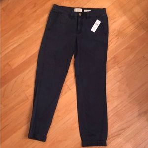 NWT Relaxed fit Chino by Anthropologie pant